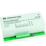 UHLENBROCK Uhlenbrock 63320 LocoNet 2-Leiter Rückmeldemodul