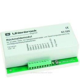 UHLENBROCK Uhlenbrock 63320 LocoNet Terugmeldmodule 2-Rail