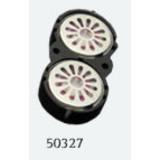 ESU ESU 50327 Lautsprecher doppelt oval 16mm 8 Ohm