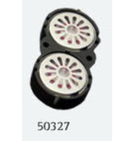 ESU ESU 50327 Loudspeaker double oval 16mm 8 Ohm
