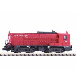 DTS SPECIAL PIKO 40441 NS 2384 Cargo DTS Special mit Blinklicht und Sound