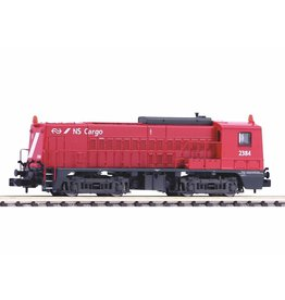 DTS SPECIAL PIKO 40441 NS 2384 Cargo DTS Special with flashing lights and cabin lighting