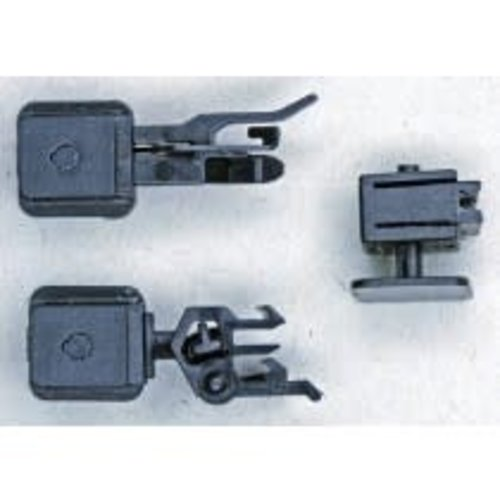 PEHO KKK PEHO 004 Normschacht adapter voor koppelingen met veer (N)