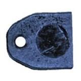 PEHO KKK PEHO 411 Normschacht adapter voor koppelingen met plaat (N)