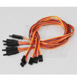 HOBBYKING Servo extension cable 60 cm (1 piece)