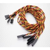 HOBBYKING Servo extension cable 80 cm (1 piece) Twisted