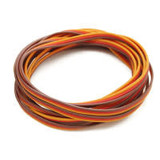 HOBBYKING Servo wire 2 meter (Red / Brown / Orange)