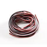 HOBBYKING Servo wire 5 meter (Red / Black / White)
