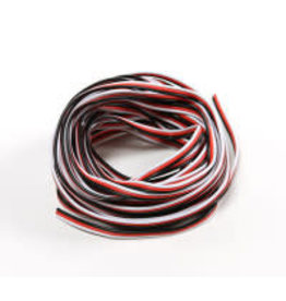 HOBBYKING Servo wire 5 meter (Red / Black / White)