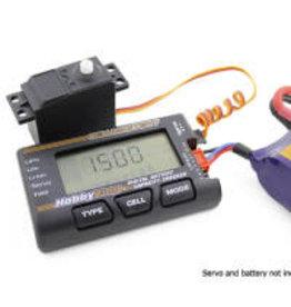 Cellmaster 7 Digital battery, LiPO & servo tester