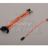 HOBBYKING Servo extension cable 20 cm (1 piece)