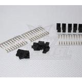 HOBBYKING Servo plug set (10 paar)