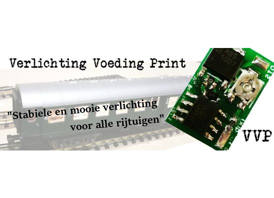 Lighting Power Supply Print VVP
