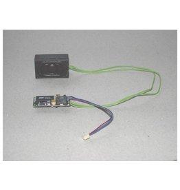 PIKO PIKO 56321 Sound kit voor VT612 (H0) Bij gebruik van decoder 56121