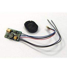 PIKO PIKO 56322 Sound kit voor V200 (H0) Bij gebruik van decoder 56121
