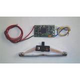 PIKO PIKO 56127 RailJet steering wagon conversion kit to 3-Rail with function decoder