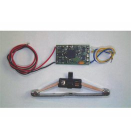 PIKO PIKO 56127 RailJet steering wagon conversion kit to 3-Rail with function decoder
