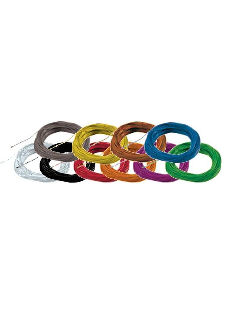 ESU Decoder wire roll 10m outer diameter 0.5mm