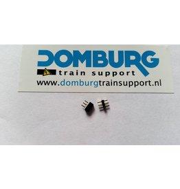 DTS Stekkerset RM1.27 3-polig