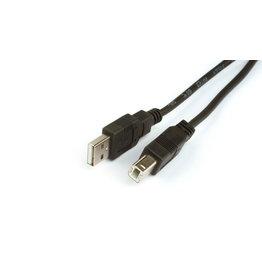 USB 2.0 kabel Type A-B 5 meter