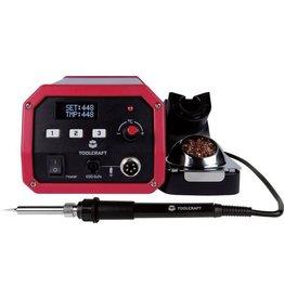 TOOLCRAFT Toolcraft digitaal soldeerstation ST-100D 100W