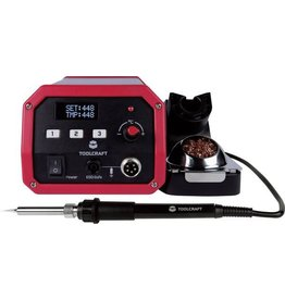 TOOLCRAFT Toolcraft digitaal soldeerstation ST-50D 50W