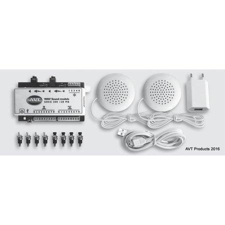 AVT PRODUCTS AVT Sound module 1X128MB Serie 200