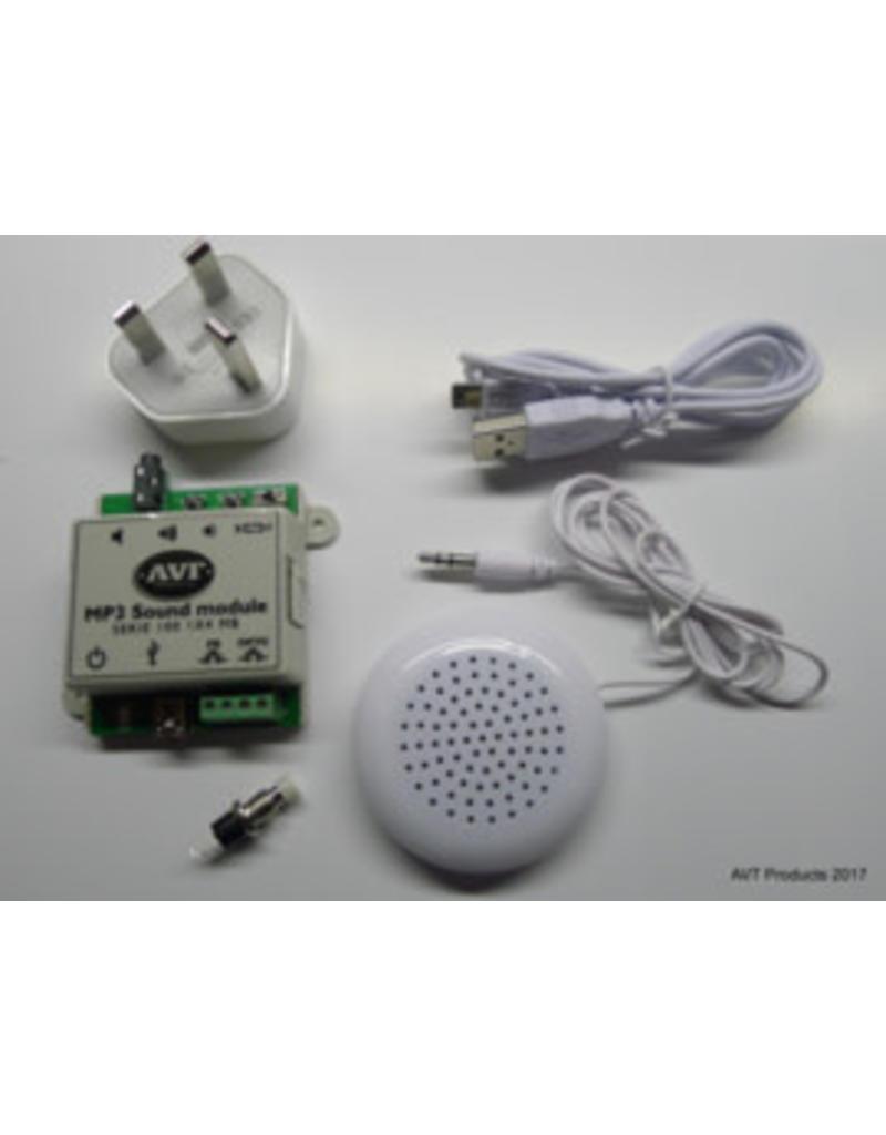 AVT PRODUCTS AVT Sound module 1X4MB Serie 100