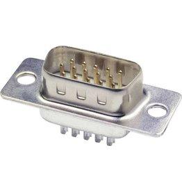 SUB-D-Steckergehäuse 9-polig