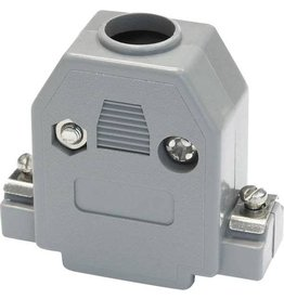 SUB-D Connector behuizing 15-pins