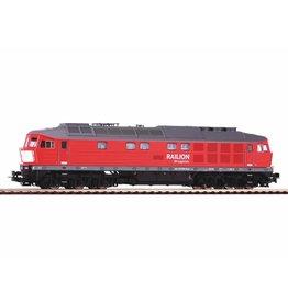 "PIKO PIKO 52769 DBAG Raillion BR232 ""Ludmilla"" (3-Rail)"