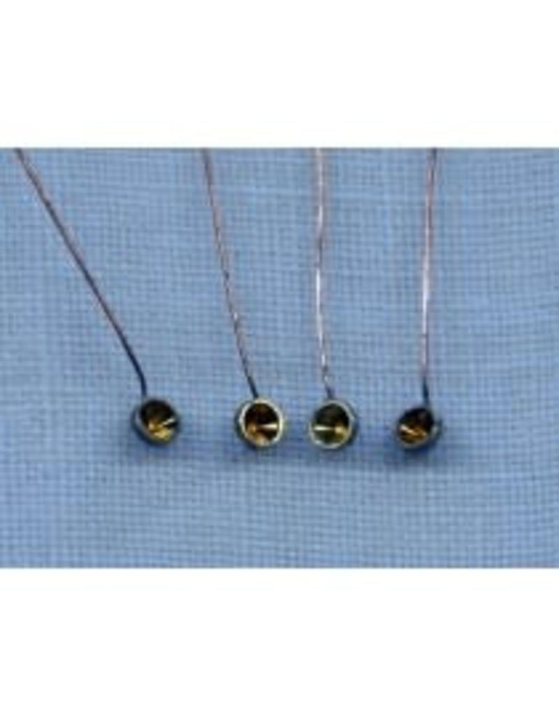 PEHO KKK PEHO 2121 Brass bushings H0 wired
