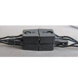 PEHO KKK PEHO 340 Magneetkoppeling stroomvoerend 4-polig (2 stuks) N