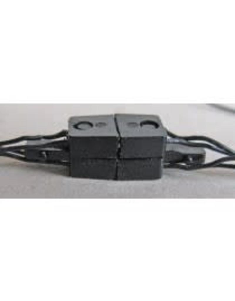 PEHO KKK  PEHO 340 Magnetic coupling current-carrying 4-pole (2 pieces) N