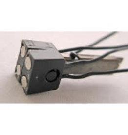 PEHO KKK PEHO 3040 Magnetkupplung stromführend 4-polig (2 Stück) H0