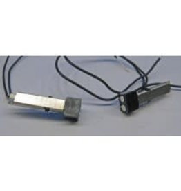 PEHO KKK PEHO 3030 Magnetkupplung stromführend 2-polig (2 Stück) H0