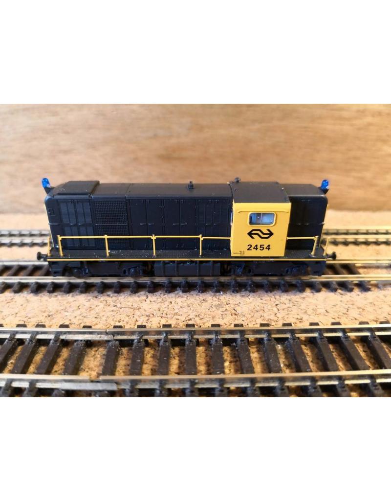 PIKO DTS Special PIKO 40424 NS 2400 digitaal met knipperlichten