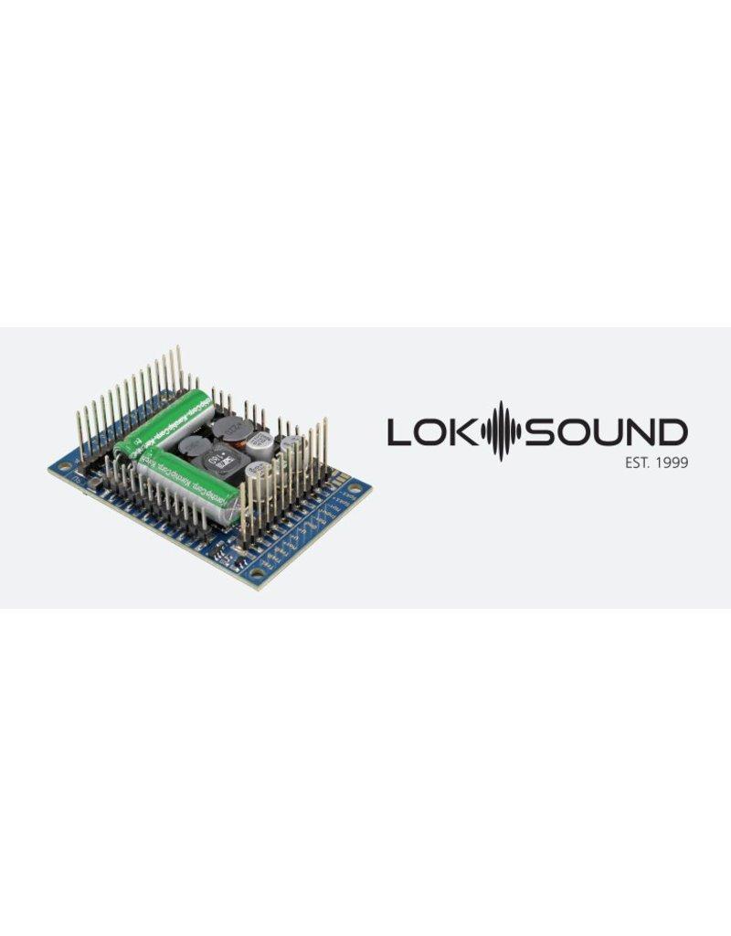 ESU ESU 58515 LokSound XL V5.0 pin aansluiting