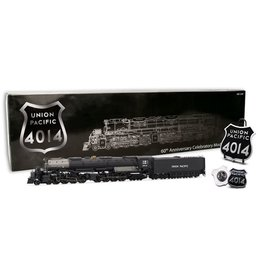 "HORNBY Rivarossi HR2753 Union Pacific 4014 ""Big Boy"" Limited Edition"
