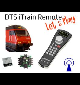 DTS DTS iTrain Remote Daisy II Funck