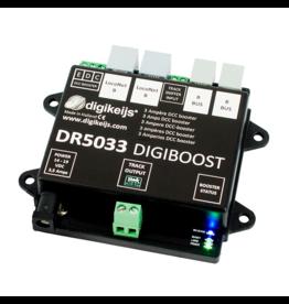 DIGIKEIJS Digikeijs DR5033 DCC Booster 3A