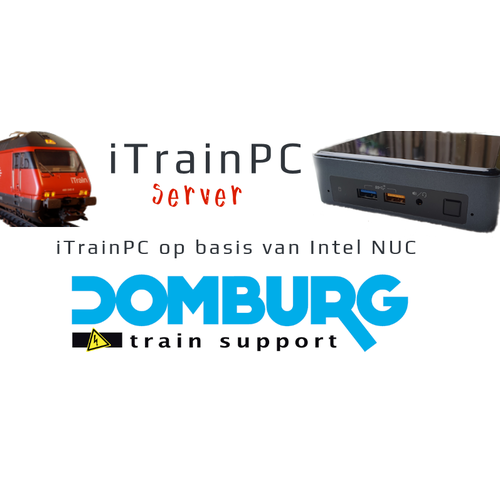 DTS DTS iTrainPC Server