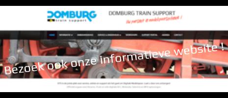 Domburg Train Support