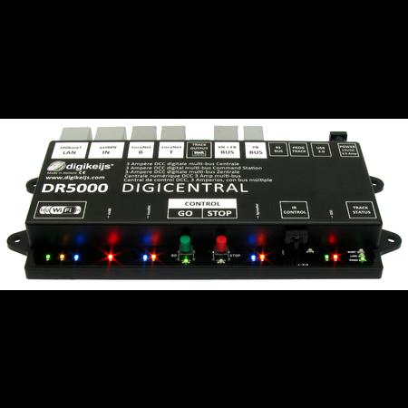 DTS Workshop DR5000