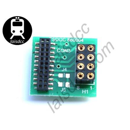 LAISDCC LaisDCC 86004 Plux22 to NEM652 adapter