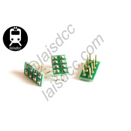 LAISDCC LaisDCC 86006 NEM652 Adapterboard