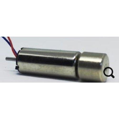 12V coreless motor, double shaft 0716DM