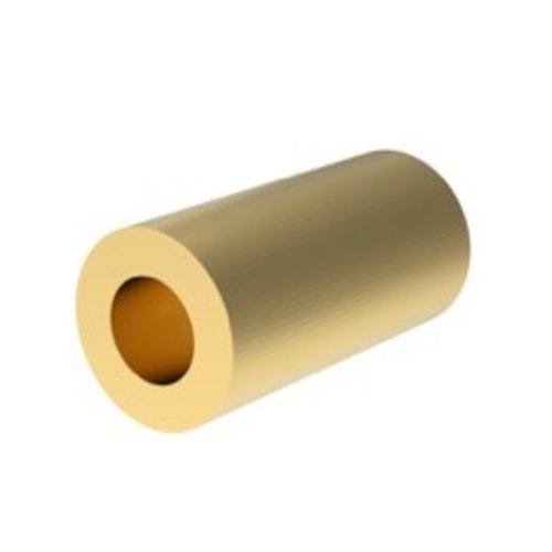 Brass adapter for worms and gears 1,0-2,0 mm  AD1020