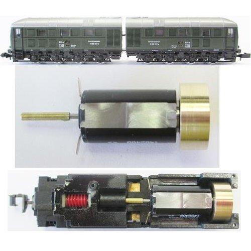 SB MODELLBAU SB Modellbau motor kit 4013 Roco (N) V188/BR288
