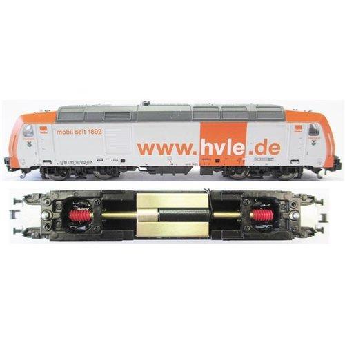 SB MODELLBAU SB Modellbau motor kit 3093 for Minitrix BR 185 / BR 285 / SBB 482 (N)